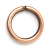 Jump Ring Round 3mm od 20gauge Copper Nickel Free
